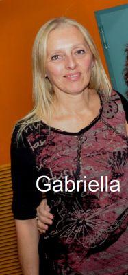 Gabriella Cantagalli Maestra di Ballo del corso per ragazze e ragazzi.