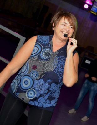 Loretta Balelli insegnante di ballo di Salsa Caribe Dance