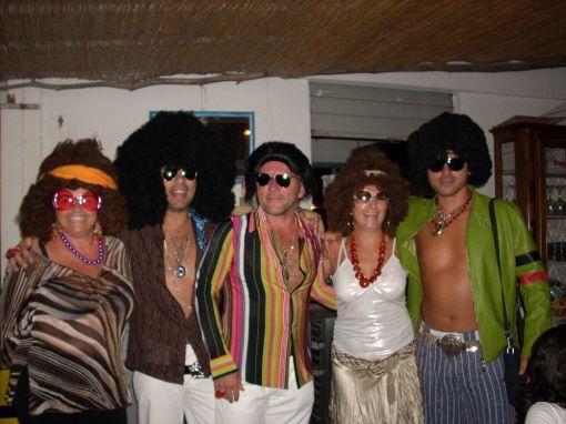 I Topoloni Latini di Salsa Caribe Dance.